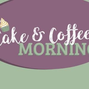 Cake & Coffee Morning blog featured image