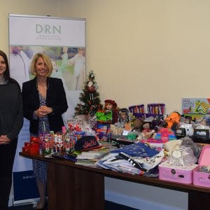 DRN's Charitable End to the Year blog featured image