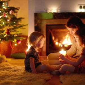 How to Arrange Child Contact and Custody this Christmas blog featured image